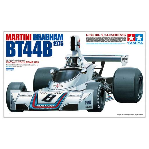 1/12 Martini Brabham BT44B 1975