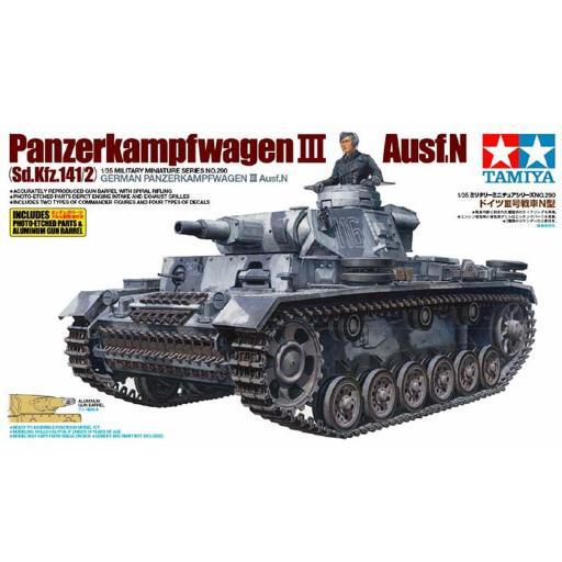 1/35 Panzer III Ausf. N (sdKfz 141/2)