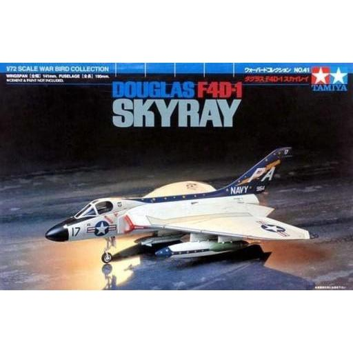 1/72 Douglas F4D-1 Skyray