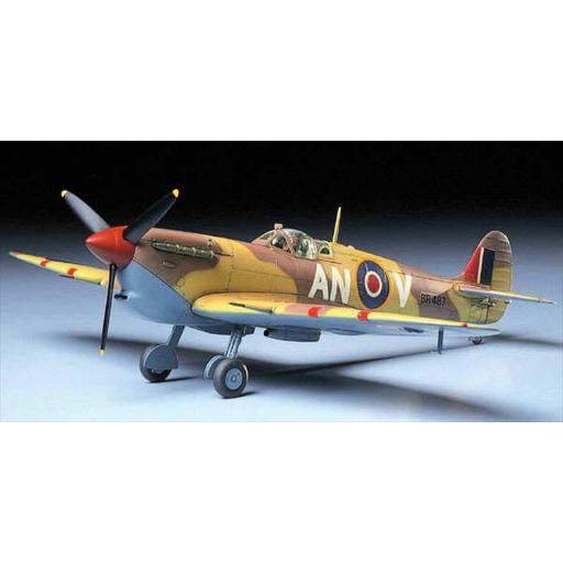 1/72 Supermarine Spitfire Mk.Vb / Mk.Vb Trop [1]
