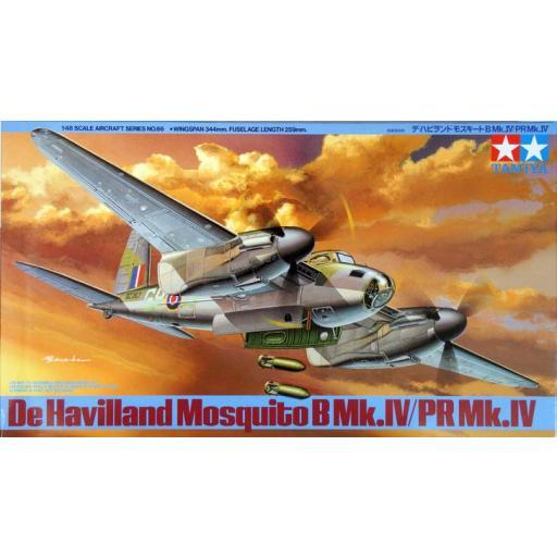 1/48 De Havilland Mosquito B Mk.IV/PR Mk.IV