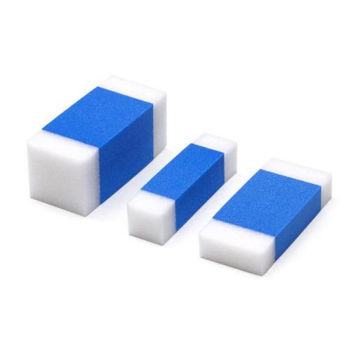 Juego de 3 Mini Esponjas Pulimento