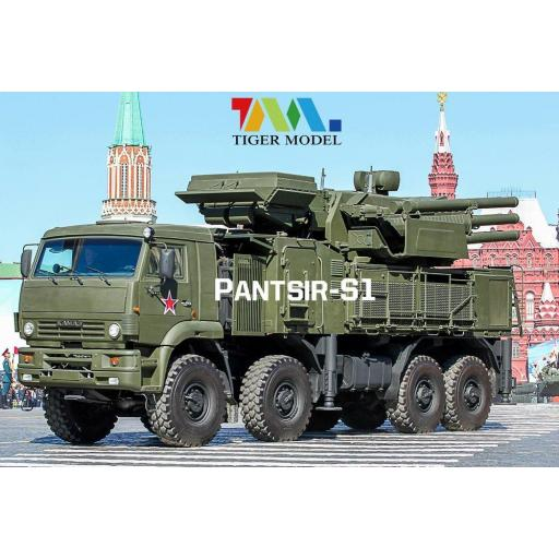 1/35 Russian Pantsir S1 Missile System [3]