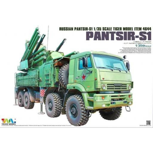 1/35 Russian Pantsir S1 Missile System [0]