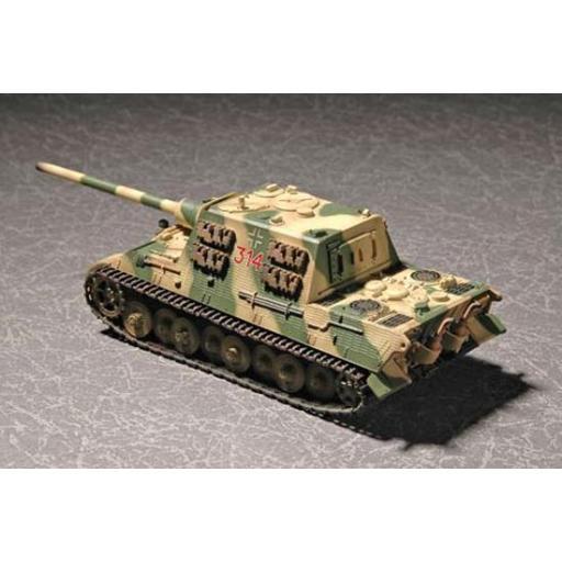 1/72 Sd.Kfz 186 Jagdtiger (Suspension Porsche) c/ Zimmerit [1]