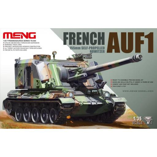 1/35 French AUF1 155mm Self-propelled Howitzer
