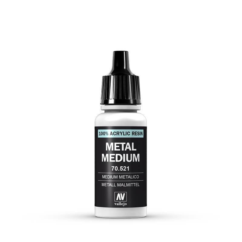 Medium Metálico 17 ml.