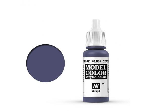 Modelcolor 70.807 Azul Oxford - Oxford Blue