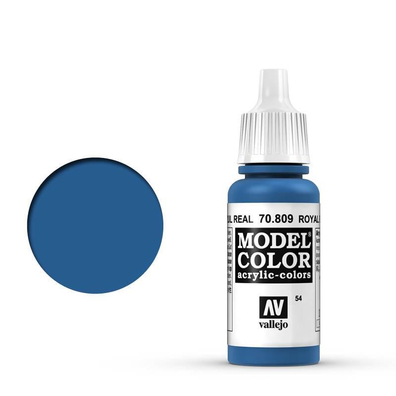Modelcolor 70.809 Azul Real - Royal Blue
