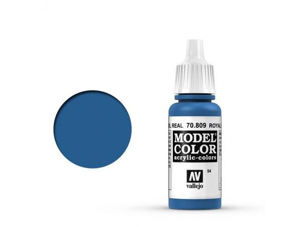 Modelcolor 70.809 Azul Real - Royal Blue