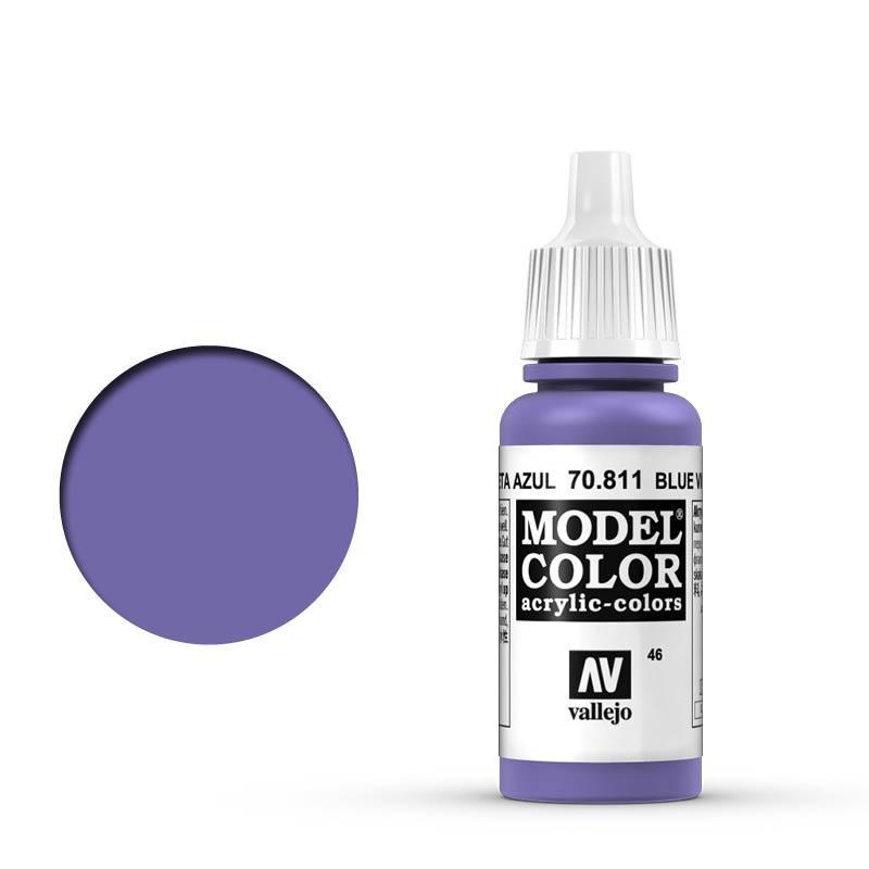 Modelcolor 70.811 Violeta Azul - Violet Blue