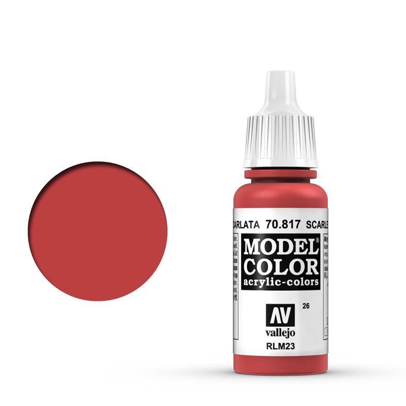 Modelcolor 70.817 Escarlata
