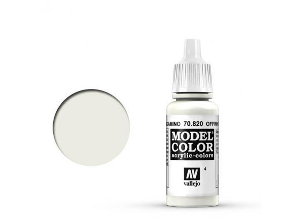 Modelcolor  70.820 Blanco Pergamino - Off white