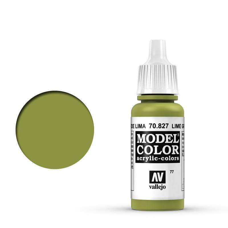 Modelcolor 70.827 Verde Lima