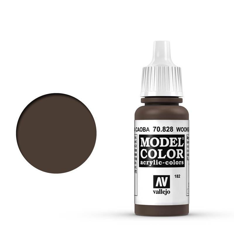 Modelcolor 70.828 Madera Caoba