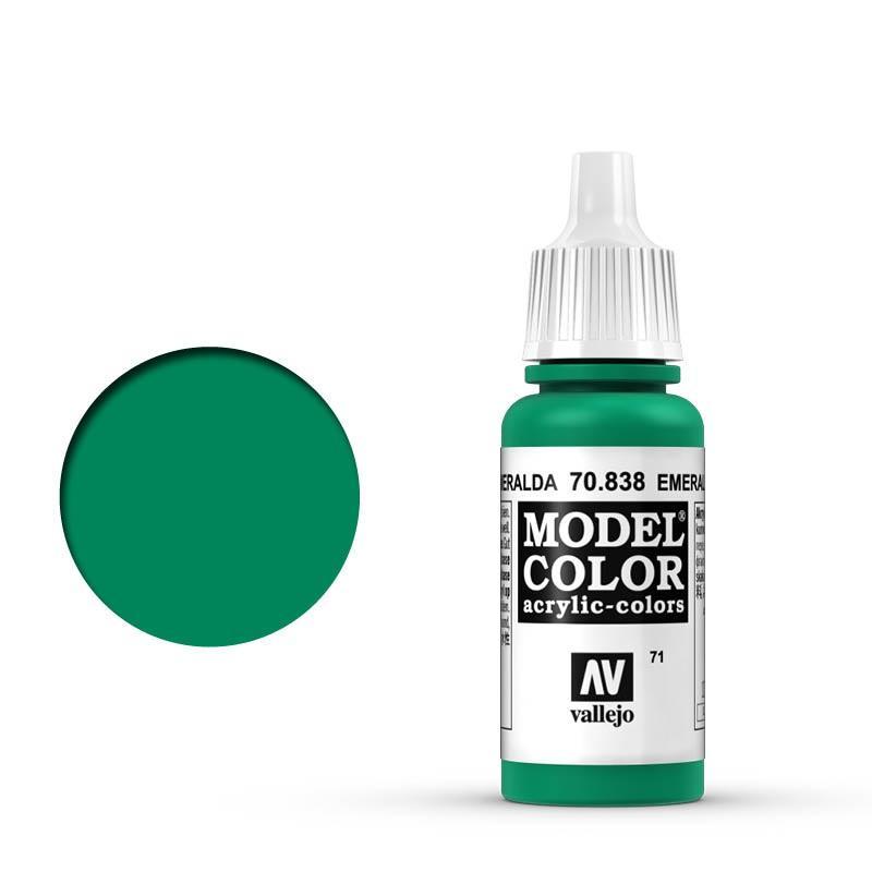 Modelcolor 70.838 Esmeralda - Emerald