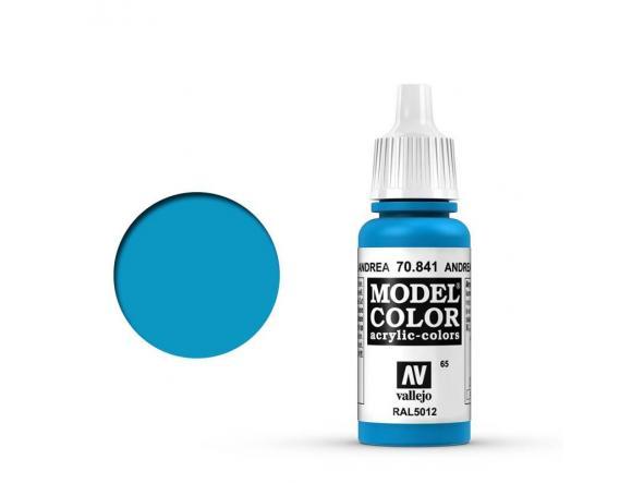 Modelcolor 70.841 Azul Andrea - Andrea Blue