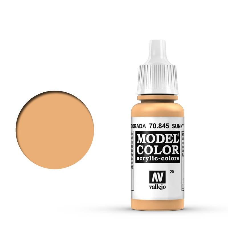 Modelcolor 70.845  Carne Dorada - Sunny Skin Tone