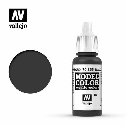 Model Color 70.855  Patina Negro 17ml  [0]