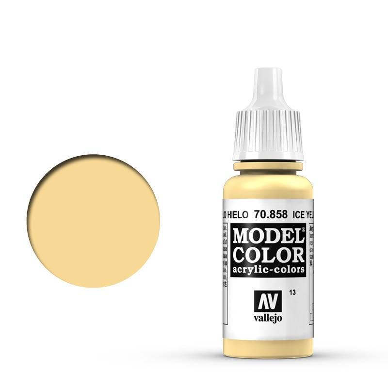 Modelcolor 70.858 Amarillo Hielo