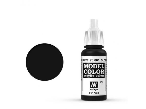 Modelcolor 70.861 Negro Brillante