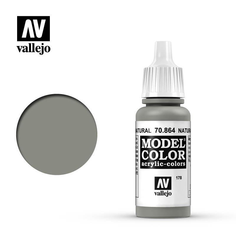 Modelcolor 70.864 Acero Natural - Natural Steel