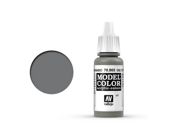 Modelcolor 70.865 Acero Engrasado - Oily Steel