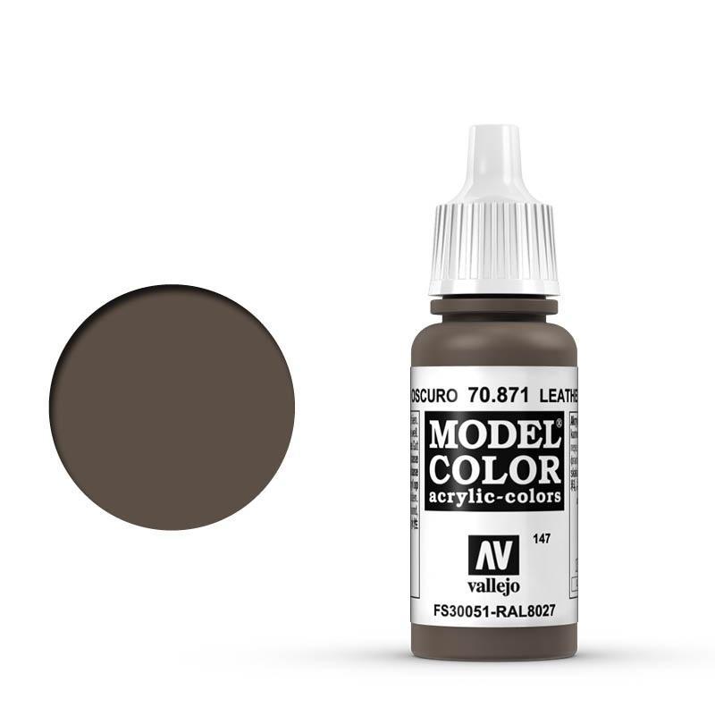 Modelcolor 70.871 Marrón Cuero Oscuro