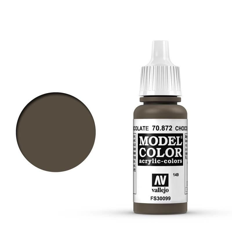 Modelcolor 70.872 Marrón Chocolate
