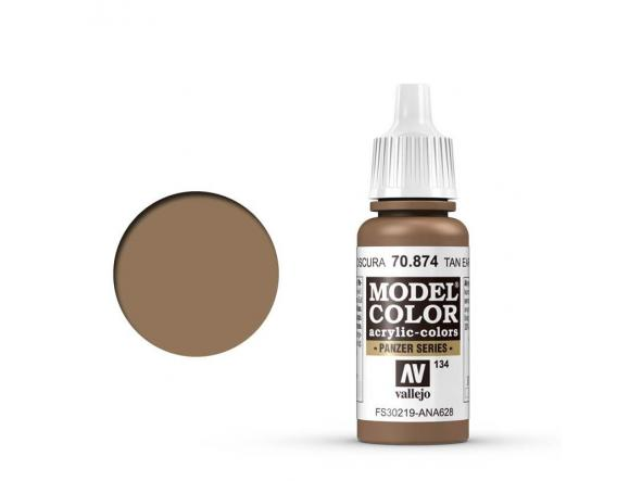 Modelcolor 70.874 Tierra Oscuro - Tan Earth