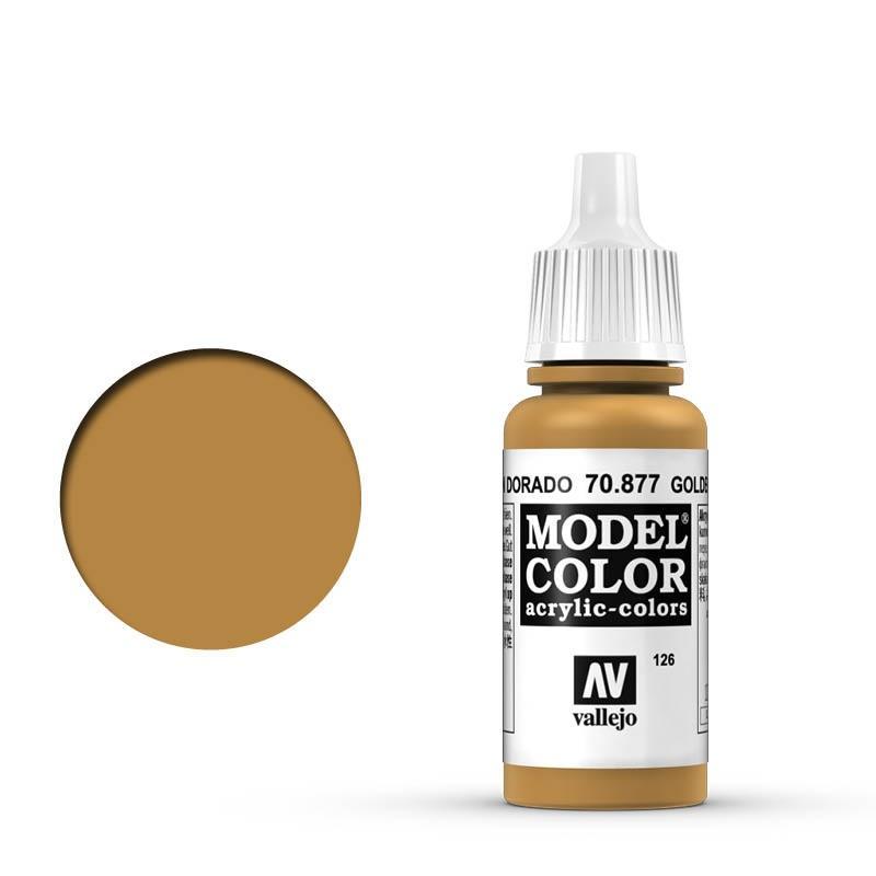 Modelcolor 70.877  Marrón Dorado