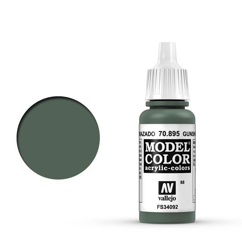 Modelcolor 70.895 Verde Acorazado