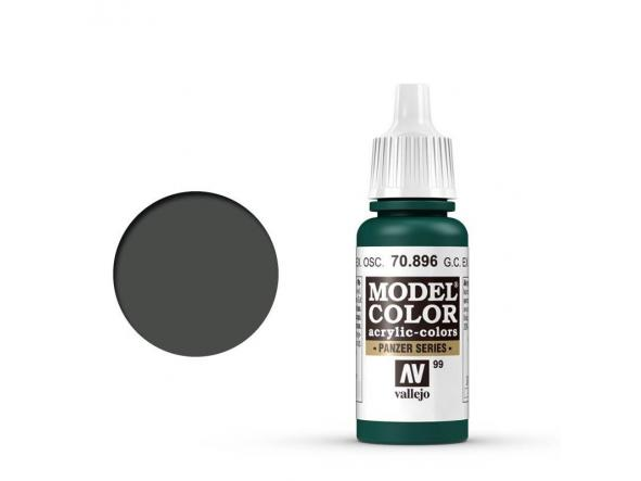 Modelcolor 70.896 Camuflaje Verde Extra Oscuro