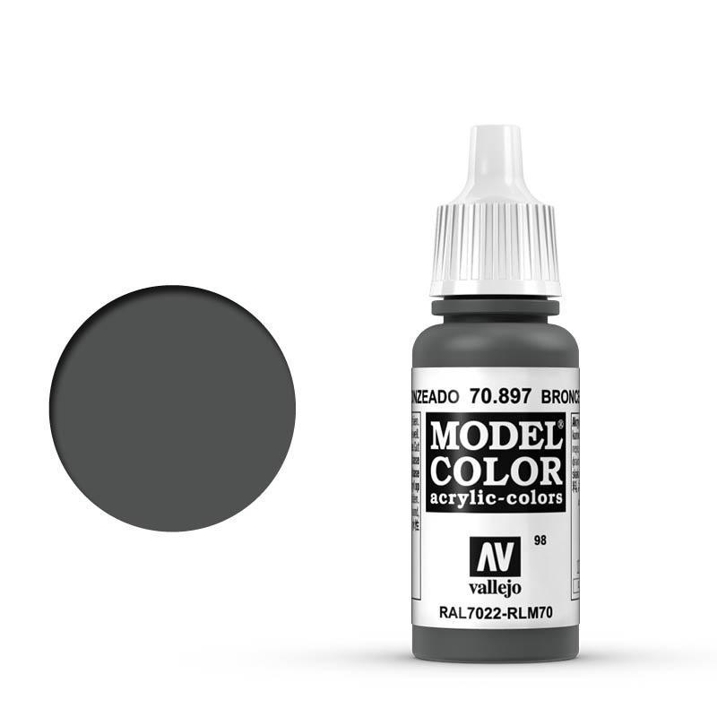 Modelcolor 70.897 Verde Bronce