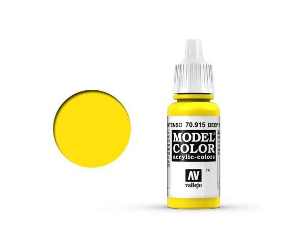 Modelcolor  70.915 Amarillo Intenso - Deep Yellow