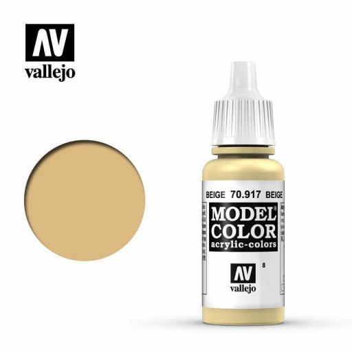 Model Color 70.917  Beige 17ml  [0]