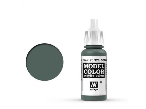 Modelcolor 70.920 Uniforme Alemán