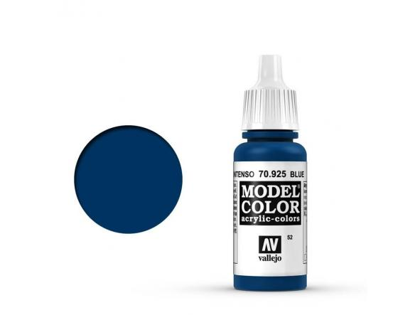 Modelcolor 70.925 Azul Intenso - Blue