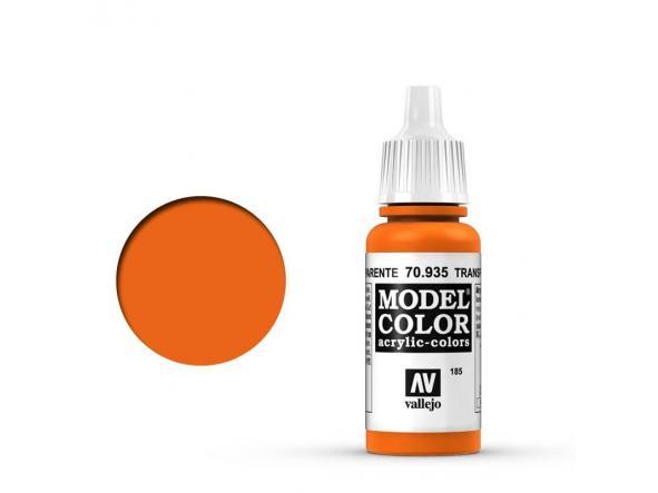 Modelcolor 70.911 Naranja Transparente