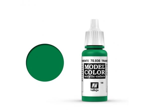 Modelcolor 70.936 Verde Transparente - Transparent Green