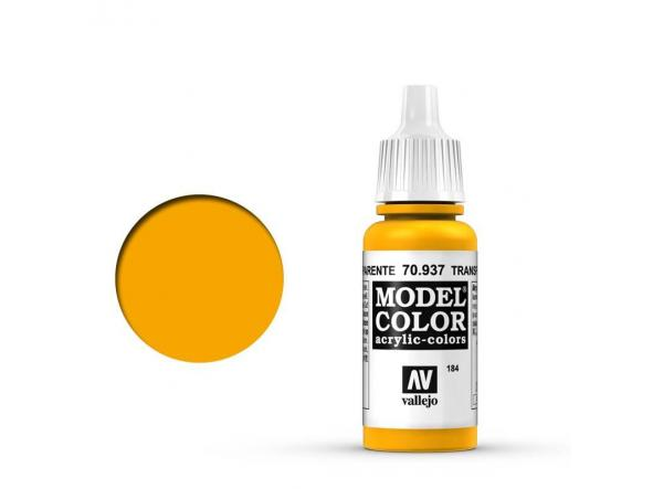 Modelcolor 70.937 Amarillo Transparente - Transparent Yellow