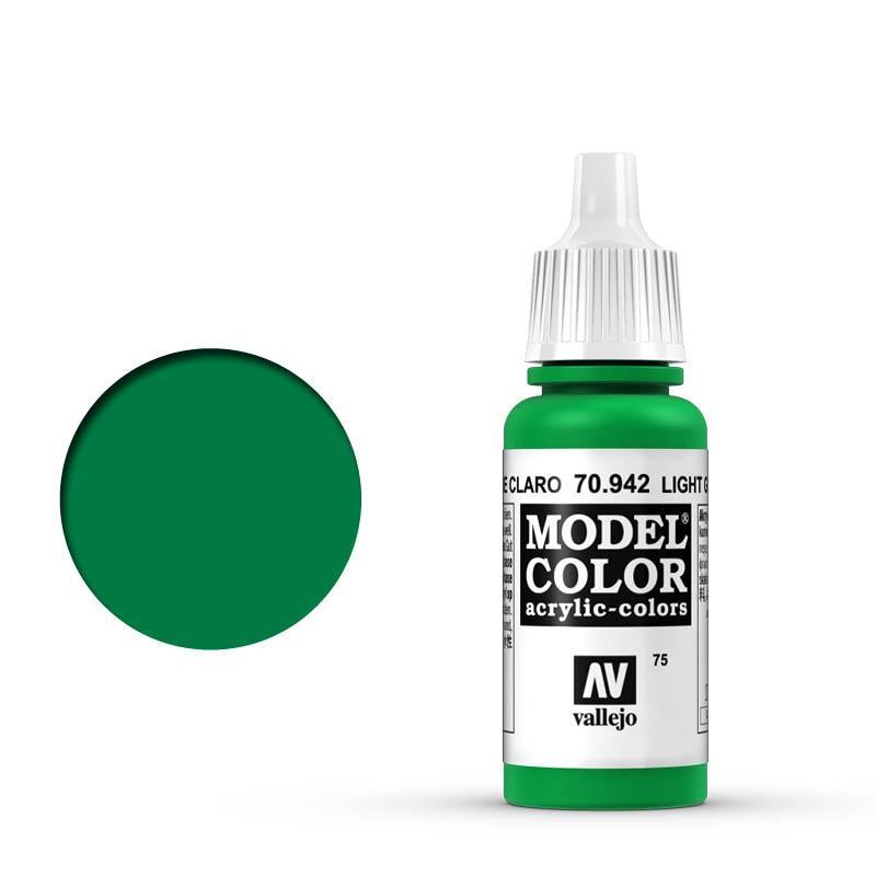 Modelcolor 70.942 Verde Claro - Light Green