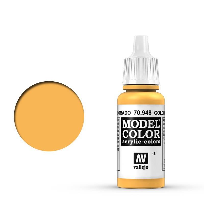 Modelcolor 70.948  Amarillo Dorado