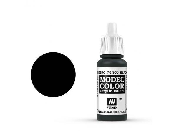 Modelcolor 70.950 Negro - Black
