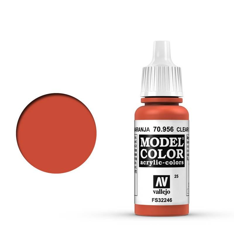 Modelcolor 70.956 Naranja