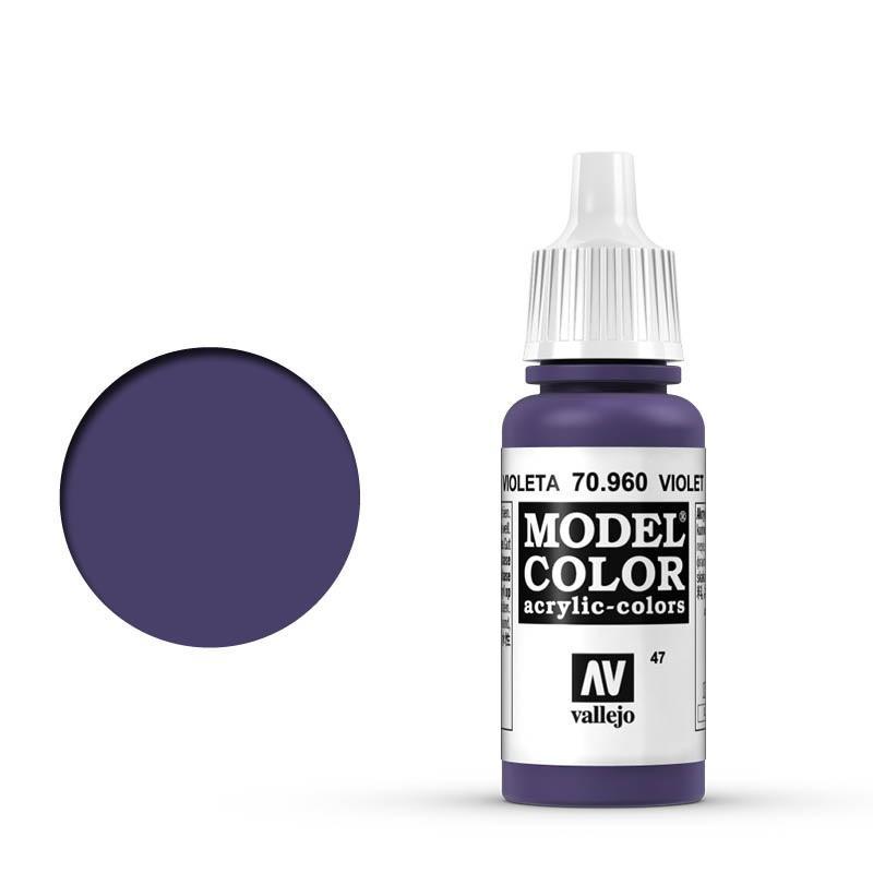 Modelcolor 70.960  Violeta