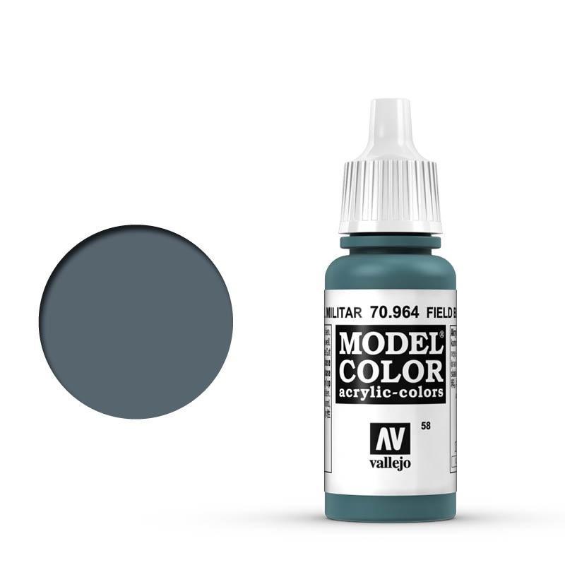 Modelcolor 70.964 Azul Militar