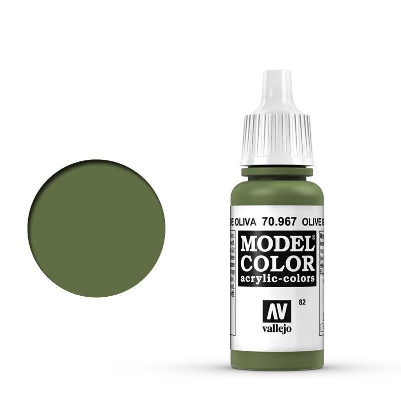 Modelcolor 70.967  Verde Oliva