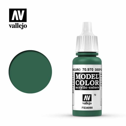 Model Color 70.970.  Verde Oscuro 17ml