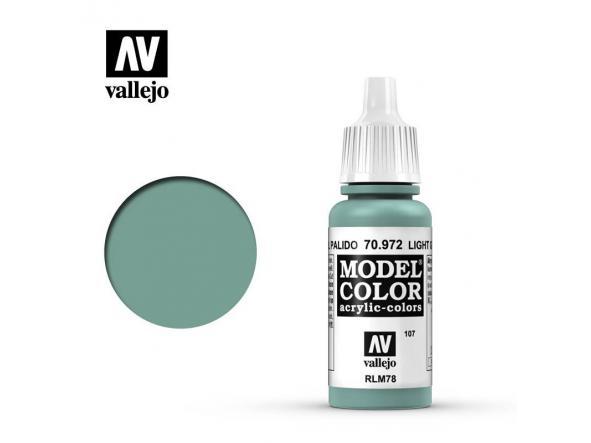 Modelcolor 70.972 Verde Azul Pálido - Light Green Blue [0]